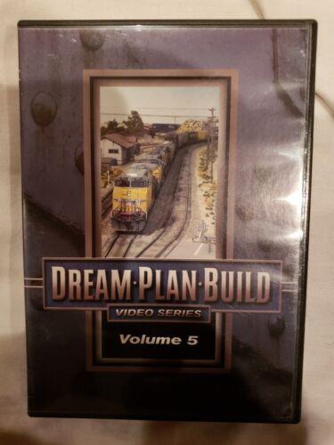 DREAM PLAN BUILD VIDEO SERIES VOLUME 5.