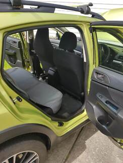 2013 Subaru XV G4X  MY13  AWD GREEN 6 SPEED MANUAL WAGON