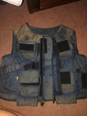 """AMERICAN BODY ARMOR """"ABA"""" BULLET PROOF VEST (WITH INSERTS) SIZE: 1XRRR for sale  Portland"""
