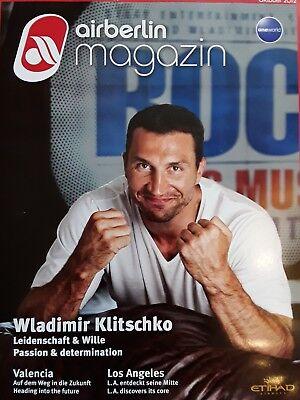 AIRBERLIN Magazin/ inflight 10/2013