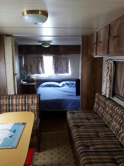 Onsite caravan ~ Portarlington