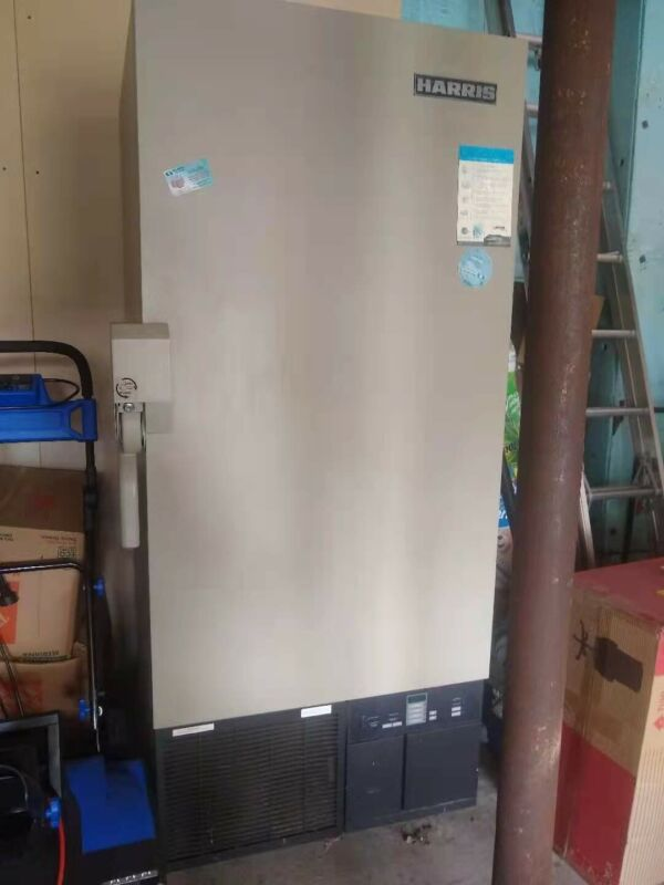 Harris -80 degree ultracold freezer