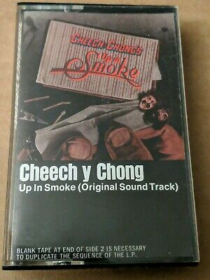 Up In Smoke (Original Motion Soundtrack) by Cheech and Chong
