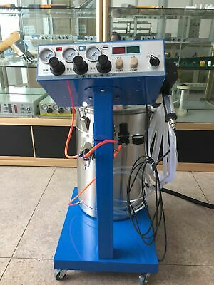Aftermarket958 Powder Coating System With Spraying Gun110v-120v..dhl Shipping.