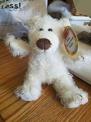 melissa and doug baby roscoe bear vanilla brand new with tags