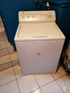 Washer 3years old