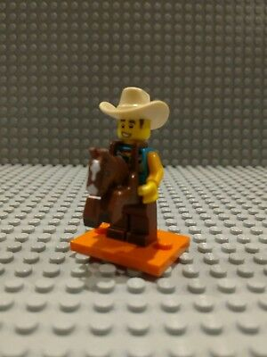 LEGO Collectible MiniFigure: Series 18: #15 - Cowboy Costume Guy