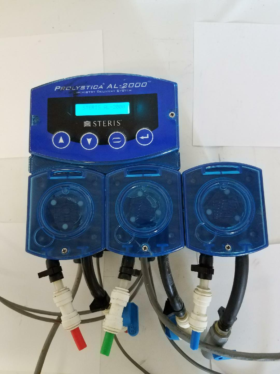 Steris Prolystica AL-2000 Chemistry Delivery System