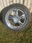 4 tyres witb rims Rous Ballina Area Preview