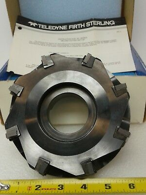 "Teledyne Firth Sterling "" M"" Series Milling Cutter"
