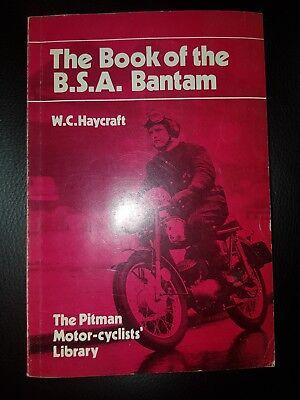 B.S.A. BANTAM - W.C.HAYCRAFT 1948 - 1966