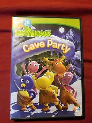 The Backyardigans - Cave Party DVD