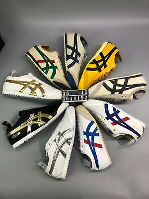 Asics Onitsuka Tiger Men's Women's Sneaker Mexico66 Leather Vintage Casual Shoes