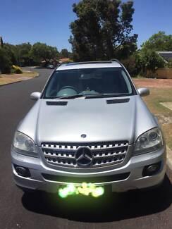2007 Mercedes ML500 Luxury auto 4x4