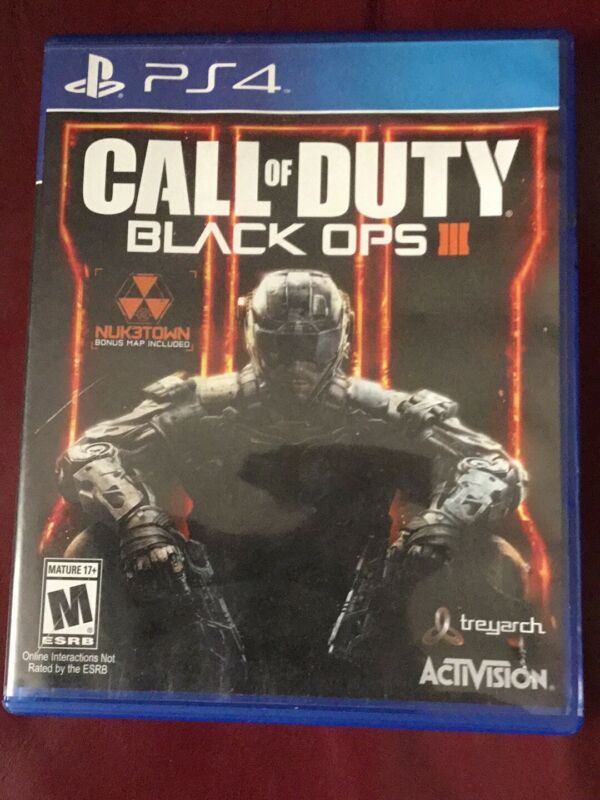 Call of Duty: Black Ops III PlayStation 4 87458