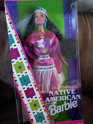Native American 3rd Edition 1994 Barbie Doll