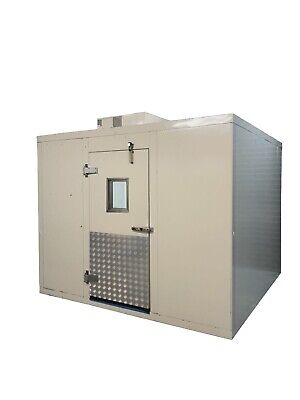 Walk-in Indoor Coolerfreezer Box 8 X 8 X 8 Box Only No Refrigeration Unit