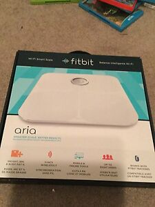⭐️⚖️WHITE FITBIT ARIA SCALE BRAND NEW IN BOX