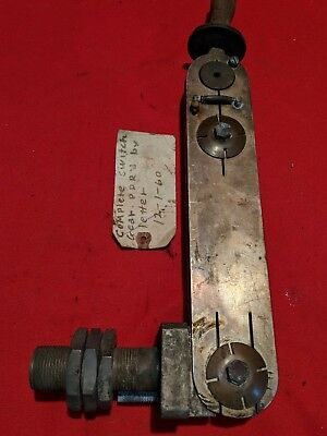 Vintage Antique Allis Chalmers Industrial Disconnect Switch