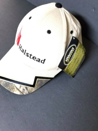 Bill Jordan's Advantage Timber RT400B Camouflage Camo Hat Cap Halstead NWOT FS