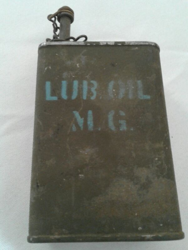 M2 browning oil can new unissued Ww2Issue