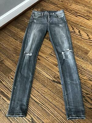 Citizens of Humanity Rocket High Rise Skinny Jean in London Calling Size 26