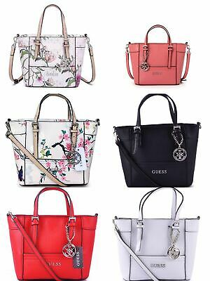 classical Delaney Small Tote Handbag With Crossbody Strap 6 Colors Bag NWT - Small Totes