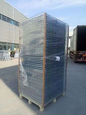 Wire Mesh Decking42x 46 Capacity 2500 L. 4.6mm