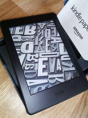 Amazon Kindle Paperwhite mit 125 Büchern, 7. Generation, 4 GB - OVP  gebraucht kaufen  Versand nach Austria
