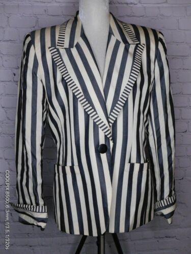Vintage Christian Dior Blazer Jacket 14 Women
