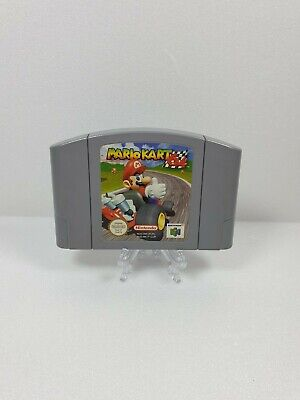 MARIOKART N64 GAME - CARTRIDGE ONLY - NINTENDO 64 - FREE DELIVERY