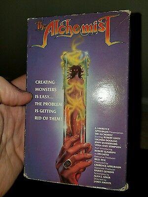 The Alchemist Robert Ginty Horror 1985 Rare Beta Video Tape Media