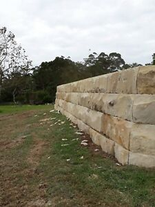 Sandstone blocks Dural Hornsby Area Preview