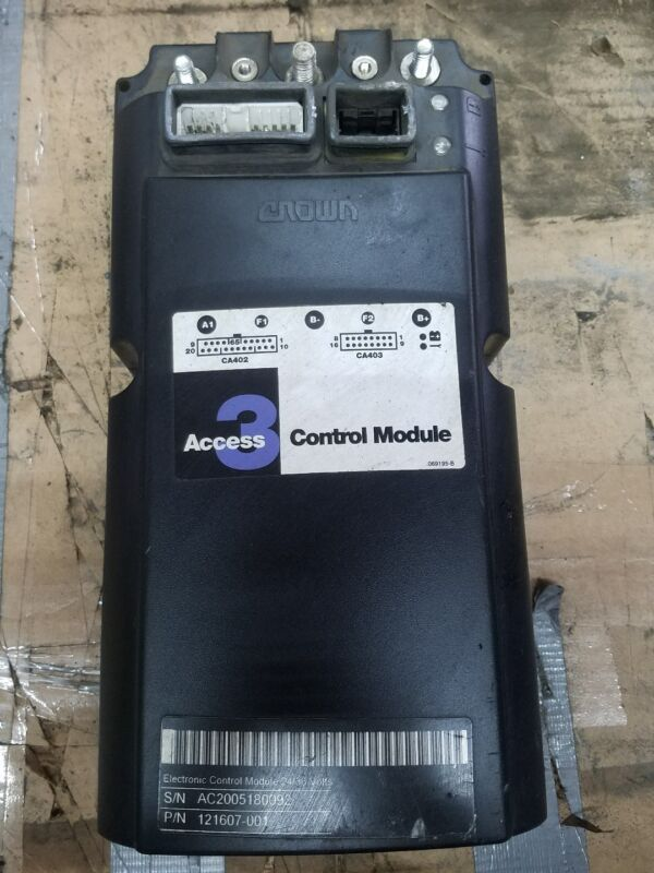 Used Working Crown Controller 121607-001