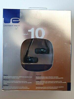 Ultimate Ears TripleFi 10 In-Ear Ohrhörer Earphones inkl. Cowon FLAC Player