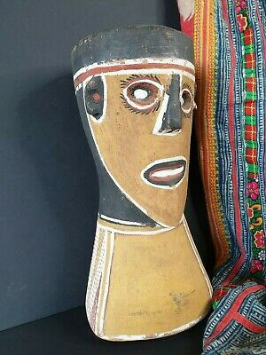 Old Australian Aboriginal Mokoy Carving …beautiful collection piece