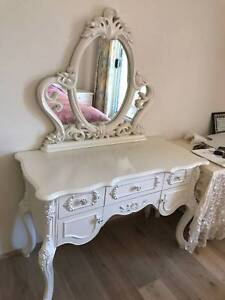 Exotic high-quality dressing table-french style
