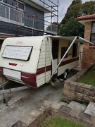 Golf tourer caravan  Berkeley Wollongong Area Preview