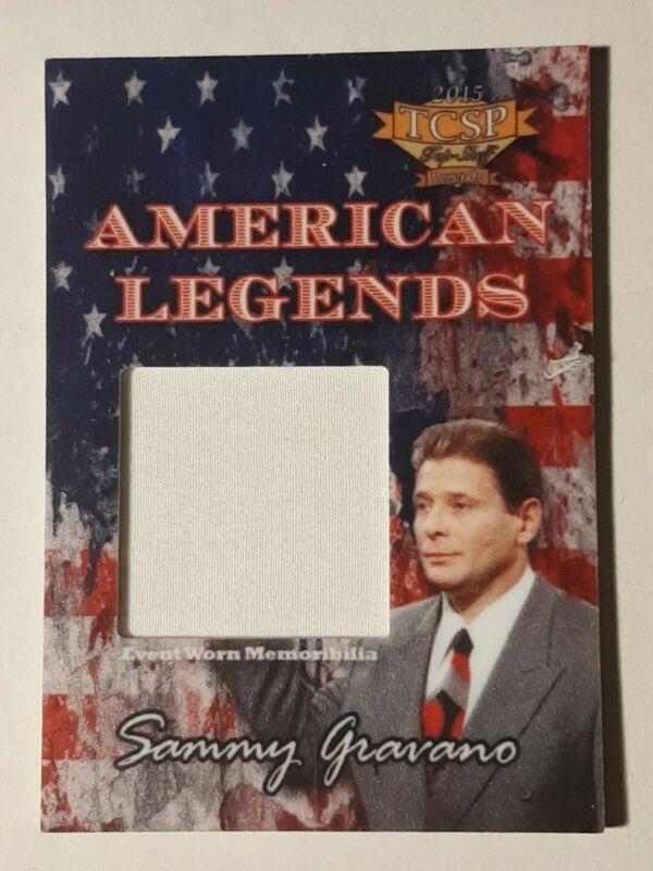 2015 Sammy Gravano (Mafia Figure/ John Gotti