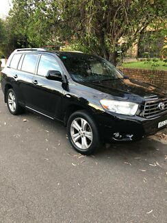 2007 Toyota Kluger for sale