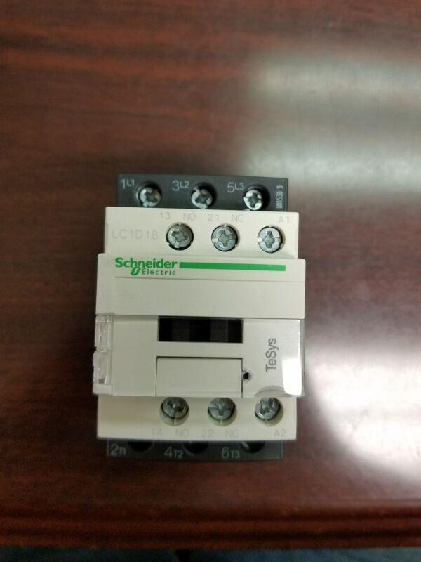 Schneider Electric LC1D18B7C Contactor