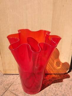 Retro Glass Vases