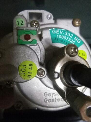 Valvola gas scaldino Ariston geyser gastech