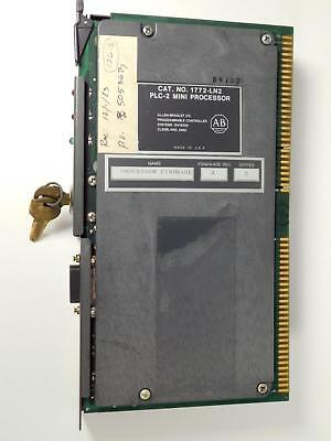 Ab Allen Bradley 1772-ln2 Plc-2 Mini Processor Refurbishedrepaired In Box