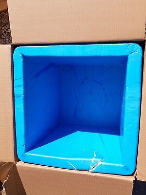 Kooltemp Pur Polyurethane Insulated Shipping Container - U327-2-su