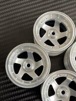 kyosho vintage optima 2016 javelin salute optima alloy wheels set  new