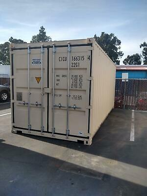 One Trip 20 Ft Shipping Container