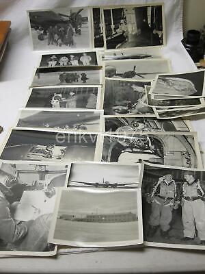 1949 US Naval Station Labrador Newfoundland Photographs Original Navy Base Vtg