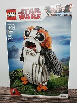 LEGO Star Wars - Rare - Porg 75230 - New & Sealed