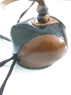 Falconeria Cappuccio Dutch Mano (Marrone/Nero) (